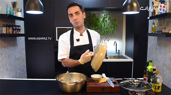 معرفی تابه مناسب برای پختن پیتزا خانگی بدون فر